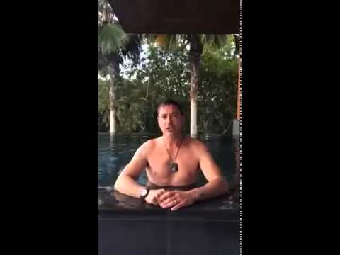 Iron Man RDJ takes the Ice Bucket Challenge for ALS