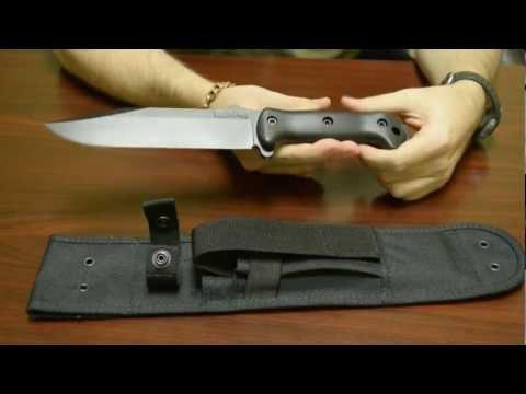 Ka-Bar Becker BK-7 Knife Review