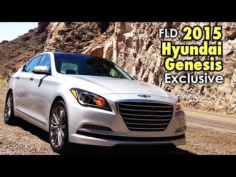 2015 Hyundai Genesis EXCLUSIVE - Fast Lane Daily