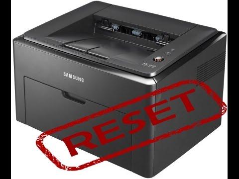 Reset cip ML-640 ML-1641 ML-1645 DELL-1130 1130n Xerox 3140 3155 3160 3250 resoftare fix firmware