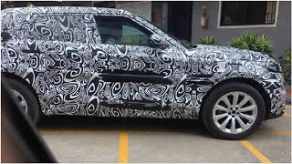 New Range Rover Evoque spied testing in India | CAR NEWS 2019