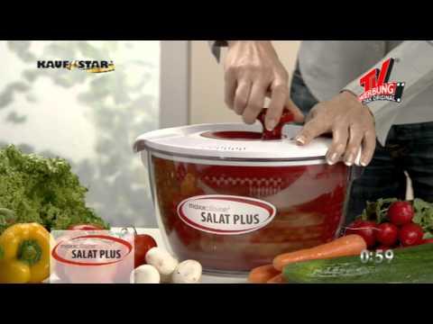 Maxx Cuisine Salat Plus  1Min 30 Sek