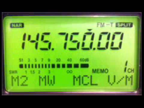 2M0PSB + GM7NPR + ????VQ RAB + MM6JSN on the CB repeater GB3CS with Jammer