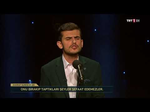 Kur'an-ı Kerim'i Güzel Okuma Yarışması Yeni Sezon - Cafer Çakır