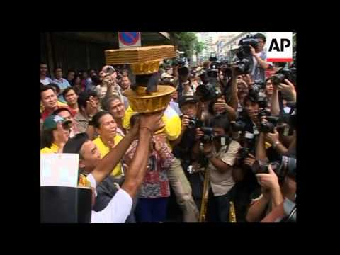 WRAP Democrat party cleared of election violations, Thaksin reax