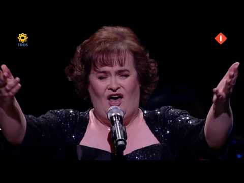 Susan Boyle live - I Dreamed A Dream @ TV Show 19-3-2010 Dutch Music Videos