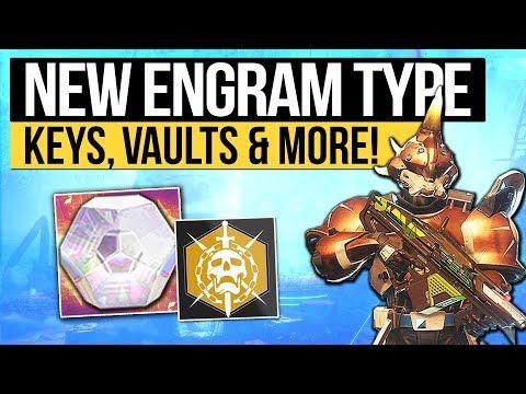 Destiny 2 News   New Illuminated Engrams, Vault Space, Raid Keys Wipe, DLC Raid Launch & New Gear!
