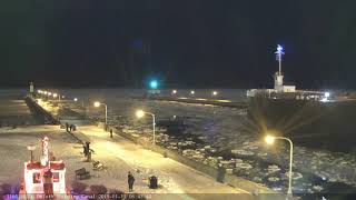 American Century departed Duluth 01/13/2019