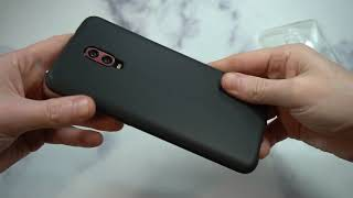 Orzly Flexicase for OnePlus 6T Unboxing and Review