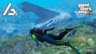 GTA 5 Roleplay - ARP - #194 - Wreck Diving Accident!