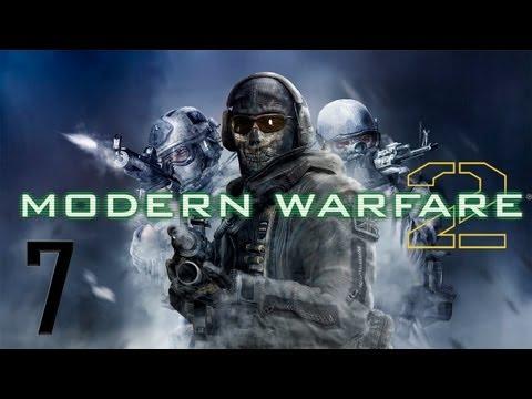 Call of duty Modern Warfare 2 #7 [Исход]
