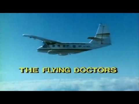 The Flying Doctors 1986 - 1992 Opening and Closing Theme HD