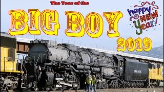 2019 - The Year of the Big Boy!