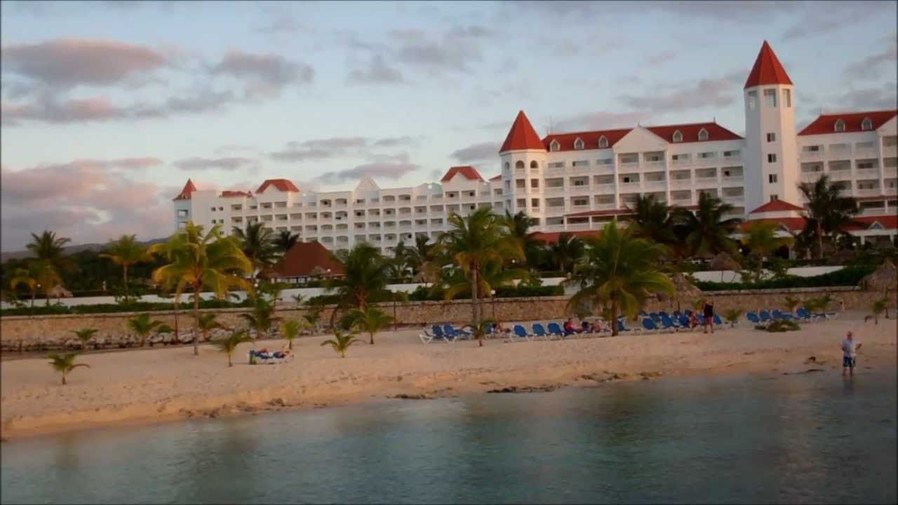 Gran Bahia Principe Jamaica - YouTube