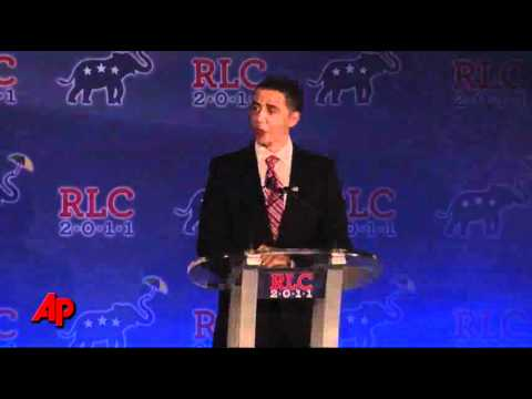 Obama Impersonator Misfires at GOP Forum
