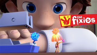 The Fixies ★ The Stapler | MORE Full Episodes ★ Fixies English | Cartoon For Kids