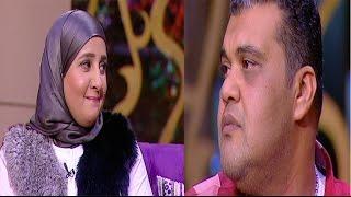 فيديو| زوجة الفنان أحمد فتحي: ربنا مرزقناش بأطفال بس حطلي كل رزقي في أحمد