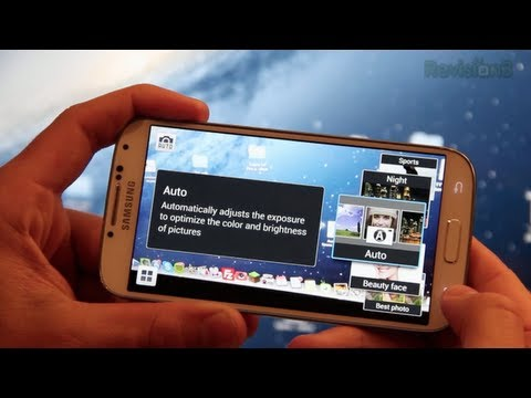 Galaxy S4 Camera - Features and Quality