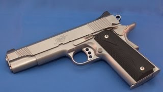 Kimber 1911 Custom II Disassembly