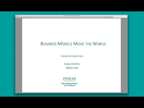 WEBINAR: The Risk Driven Business Model: Four Questions That Will Define Your Company