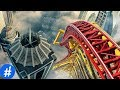 GILA! 10 Roller Coaster Paling MENGERIKAN Di Dunia MP3