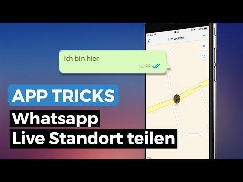 Whatsapp: Live Standort Teilen In Nur Wenigen Schritten