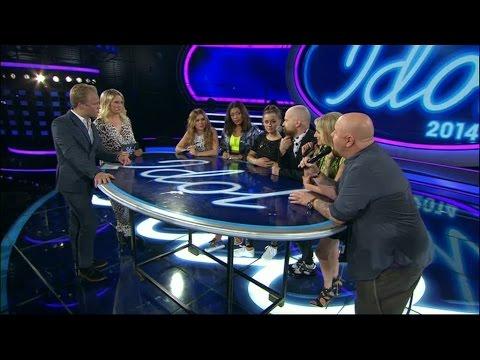 Här är Idoljuryns Val Till Semifinalisterna Av Idol 2014 - Idol Sverige (tv4) video