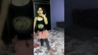 Cute baby Nidhi's dance