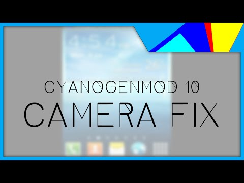 CM10.1 CAMERA FIX - GALAXY ACE PLUS