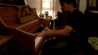 Grenade by Bruno Mars - Piano Cover: Valentine's Day (Bad Ending)