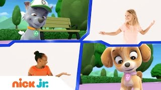 PAW Patrol | Sing & Dance Along to the Theme Song | Nick Jr.