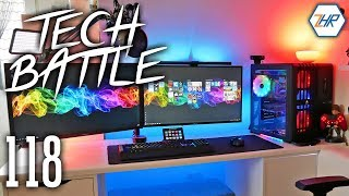 Tech Battle Episode 118 - Fettes Streaming Setup!