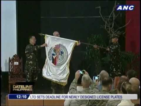 8,000 troops take part in 'Balikatan 2013'