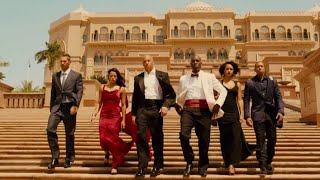 Fast & Furious 7(Abu Dhabi Trip) Desert Scene from Arab new video 2017 HD
