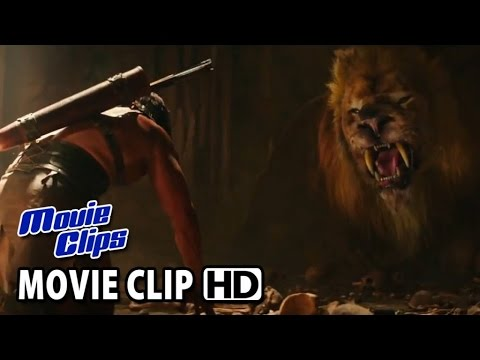 HERCULES Movie CLIP - The Lion (2014) HD