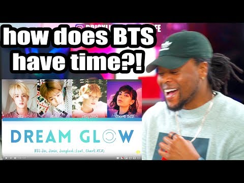 Download BTS - Dream Glow Feat. Charli XCX  Color Coded s/Han/Rom/Eng/가사 Reaction!!! Mp4 baru