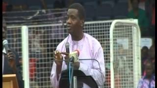 Pastor E.A. Adeboye visit Ibadan The Greatest Gift