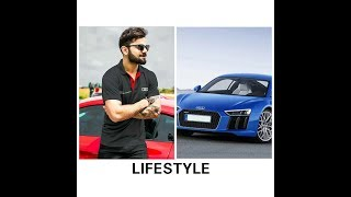 Virat Kohli Lifestyle - 2018 |  Virat Kohli Lifestyle,Cars, Net Worth, Family, Biography 2018