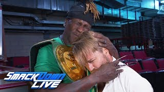 Drake Maverick bares his soul to R-Truth: SmackDown LIVE, June 25, 2019