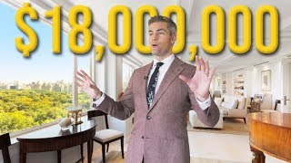 This Is What $18,000,000 Gets You In New York City | Ryan Serhant Vlog #041