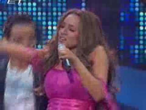 Eurovision 2008 Greece - Kalomoira - Secret Combination (HQ)