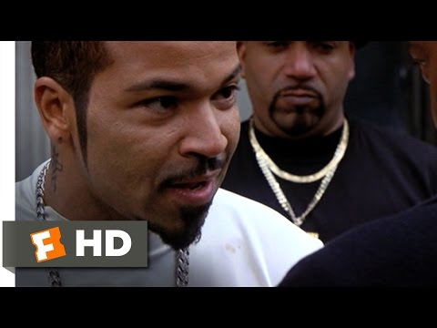 Shaft (7/9) Movie CLIP - The Iceman Goeth (2000) HD