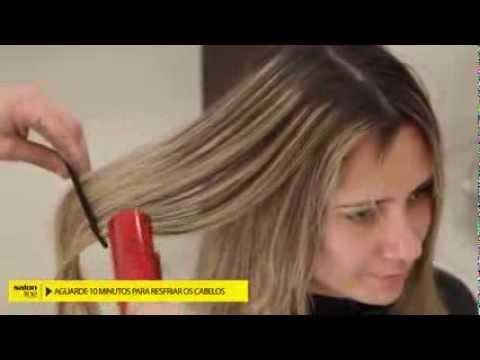 Progressiva Salon Line para Louras com Cleber Pacheco no Espaco Vogue-SP