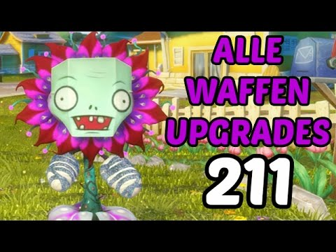 Lets Play Plants Vs Zombies Garden Warfare #211 Deutsch Alien Zombie