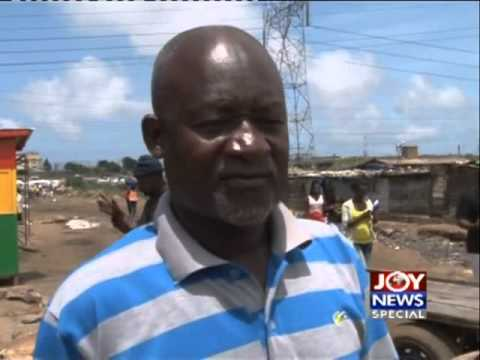 Sanitation in Accra - AM Show on Joy News (22-7-15)