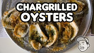 EATING NOLA DAY 2: CHARGRILLED OYSTERS AND PO BOYS!