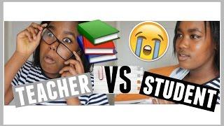 TEACHER VS STUDENT | FAITH MUNYUI