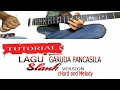 Belajar lagu Garuda pancasila SLANK Version Chord and Melody || Guitar Lesson