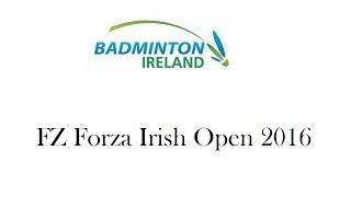 Finne-Ipsen / Søby vs Lefel / Tran (WD, Final) - Irish Open 2016
