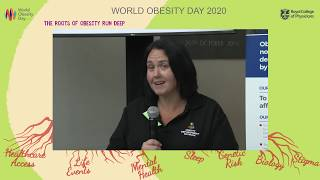World Obesity Day panel at UCLH